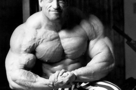 Six-Time Mr. Olympia Dorian Yates about using steroids in professional sports