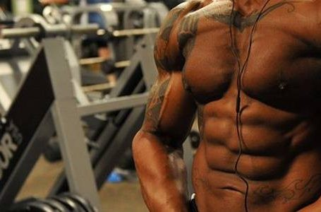 Popular bodybuilding myth